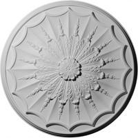 """27 1/8""""OD Artis Ceiling Medallion"""