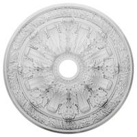 """30""""OD x 3 7/8""""ID x 3 1/4""""P Flagstone Ceiling Medallion"""