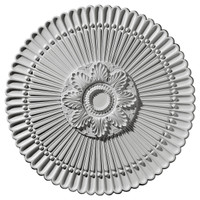 "30""OD x 1 1/4""P Nexus Ceiling Medallion"