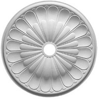 "31 5/8""OD x 3 5/8""ID x 1 7/8""P Gorleen Ceiling Medallion"