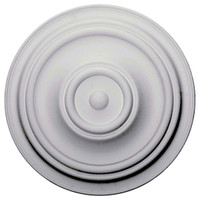 "31 1/2""OD x 2 1/2""P Traditional Ceiling Medallion"