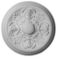 "32 1/4""OD Defarge Ceiling Medallion"