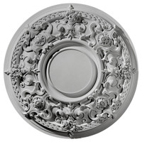 "32 3/4""OD Jackson Ceiling Medallion (Fits Canopies up to 10 1/4"")"