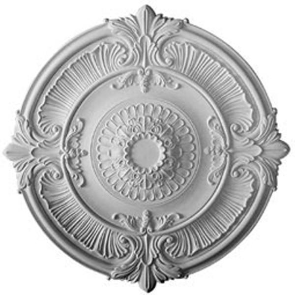 Ceiling Medallion Cm53at Attica