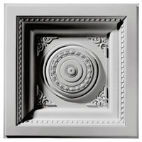 "24""W x 24""H x 2 7/8""P Royal Ceiling Tile"