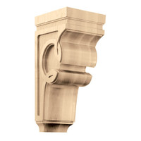 "CRV7012WA_14 ""Large Celtic Corbel Walnut"
