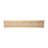 """CRV7070WO_5 1/2"""" Large Gaelic Onlay Framed White Oak"""