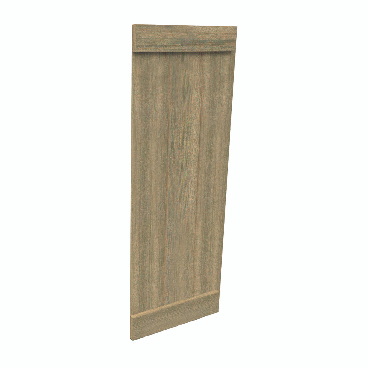 Fypon shutter sh3pebc18x94rs for Fypon exterior shutters