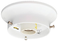 "6"" Ceiling Fixture White"