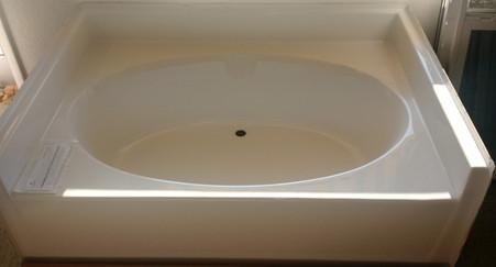 ... Fiberglass Garden Tub Size 41