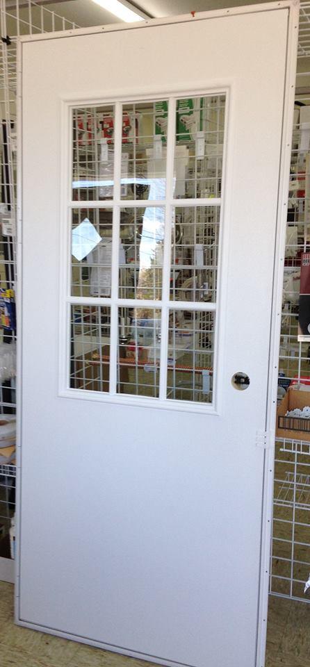 Mobile Home Door Size 34x76 Elixir Series 200 Outswing Door Cottage Window White Door Mill