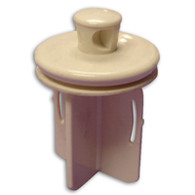 Replacement Stoppers for Mobile Home Sink Ivory