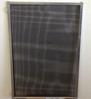 Replacement Screens for Mobile Home Aluminum Exterior Window Size 30x53 & 30x54