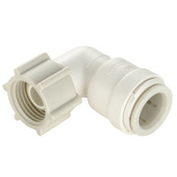 "Sea Tech 35 Series Female Swivel Elbow 1/2"" Female Swivel Elbow"