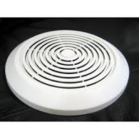 Bathroom Fan Grill & Spring Assembly Ventline Brand