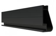 IronRidge XR100 Rail XR-100-168B, 14 Feet Black