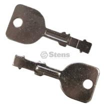 2 Ignition Starter Switch Key for Cub Cadet 925-1745, 925-1745A, keys
