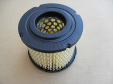 Round Air Filter for Briggs and Stratton 390930, 393957, 393957S &
