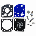 Carburetor rebuild overhaul kit for Zama C1U-K54, A; C1U-K81 and C1U-K82, RB-71, RB71, C1UK54, C1UK54A, C1UK81, C1UK82