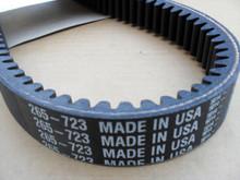 Drive Belt for Yamaha G2, G5, G8, G9, G11, G14, G16, G20, G21, G22, G23, G27, G28, J384624100, J55G624100, J38-46241-00, J55-G6241-00 golf cart, Made In USA