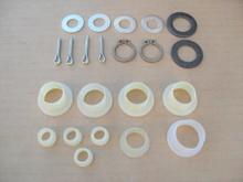 Front End Rebuild Kit for Snapper 10986, 7010986, 7010986YP, 1-0986, Rear Engine Rider