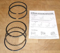 Standard Piston Rings for Briggs and Stratton 7 hp and 8.5 hp 391669, 393881, 499921, 690014
