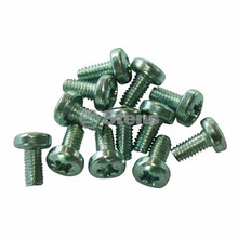 Muffler Deflector Screws for Honda GX120, GX160, GX200, GX240, GX270, GX340, GX390, GXV270, GXV340, GXV390, 9002-ZG0-003 package of 12 screws