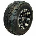 """EZ GO 21"""" VX Tire and Wheel Combo 750339PKG / 051-401"""