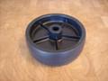 Gilson heavy duty lawn mower deck roller wheel tire 208736 / 210-062