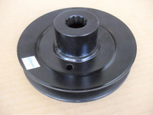 Deck Spindle Pulley for Great Dane Scamper, Chariot and Surfer D18084