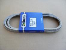 Drive Belt for Husqvarna LT1238, LT1538, LT120, LT130 and YT150, 532130801, 532138255, 532160855, 577203116, Made In USA