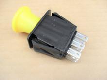 PTO Switch for John Deere STX38, AM131966, AM119139, B1EM48, TCA17834, TCA21027, TCA22710, AUC10632, STX 38 with black deck, Made In USA