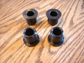 Pivot Bar Plastic Flange Bushings for MTD 741-0659, 941-0659, Set of 4, bushing
