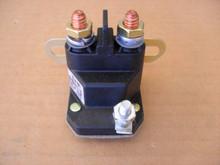 Starter Solenoid for Toro GT2100, GT2200, GT2300, LX420, LX425, LX460, LX465, LX500, SL500, 112-0309, 1120309