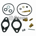 Carburetor rebuild overhaul kit for Wisconsin TRA10D and TRA12D