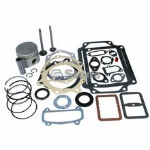 Engine Rebuild Kit for Kohler K241, 10 HP, 10 oversize Piston, Rings, gasket set, valves 785384