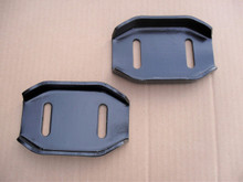 Skids Shoes for Ariens ST824, ST1024, ST1028, ST1128, ST1332, ST1336, 01016500, 02459951, 02483851, 02483859 Snowblower, snowthrower, snow blower thrower, Set of 2