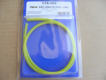 """Gas Fuel Line for Craftsman and Ryobi 791-181168, 791-181086, ID: 3/32 """"x OD: 3/16 """" x Length: 2 ', Made In USA"""