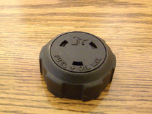 Gas Fuel Cap for Ryobi 135PR, 200, 264, 274, 280R, 284, 300BV310BVR, 364, 400, 410R, 500, 520, 530, 540, 580, 700R, 790R MTD, Craftsman String Trimmer, Leaf Blower 180000, 180000R, 791-180000B, 791180000B