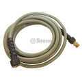 "Pressure Washer Hose 25 Foot Long, 3700 PSI, 5/16"" Inlet, 758-733"