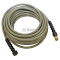 "Pressure Washer Hose 50 ft long, 5/16"" inlet, 3700 PSI, 758-737"