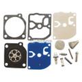 Carburetor Rebuild Kit for Zama RB38, C1Q-M24, C1Q-M25, C1Q-M26, C1Q-M39, C1Q-W15, C1Q-W29, C1Q-W29A, C1Q-W29B, C1Q-W29C, C1Q-W29D, C1Q-W29E, C1Q-W5, C1Q-W5A, C1Q-W5B, C1Q-W5C, C1Q-W6, C1Q-W6A, C1Q-W6B and C1Q-W6C