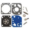 Carburetor Rebuild Kit for Zama RB59, C1U-K42A, C1U-K43A and C1U-K44A