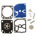 Carburetor Rebuild Kit for Zama RB129, C1M-W26A, C1M-W26B, C1M-W26C, C1M-W47 and C1M-W26