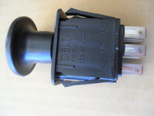 PTO On Off Switch for Dixie Chopper 6201-303, 6201303, 8 Terminals