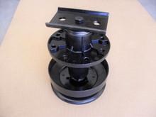 Deck Spindle for Poulan XEL1120AR, XEL1122AR, XEY1142AR, 532121687