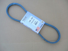Belt for Troy Bilt 1108466, 1714115, 1720726, 1800367, 954-3000, Made in USA, Kevlar cord, Oil and heat resistant
