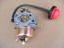 Carburetor for Troy Bilt Storm 951-10974A, 951-12705 Snowblower, snowthrower, snow blower thrower