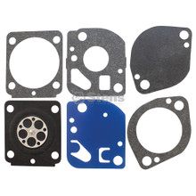 Carburetor Rebuild Kit for Stihl 4180, GND-55, GND-91, GND55, GND91 Gasket and Diaphragm Kit