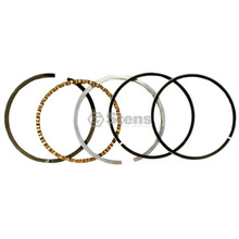 Piston Rings for Kohler K241, +.010 Over, 235288, 235288S, 235288-S
